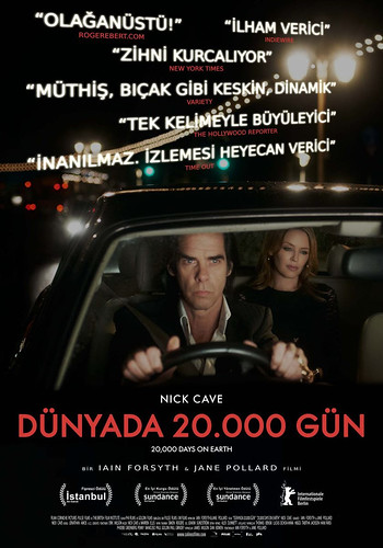 Dünyada 20.000 Gün - 20.000 Days on Earth (2014)