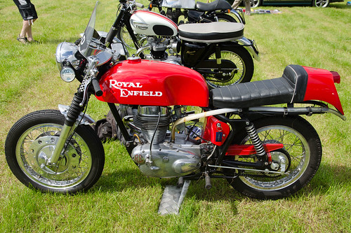 Royal Enfield Continental GT (1966)