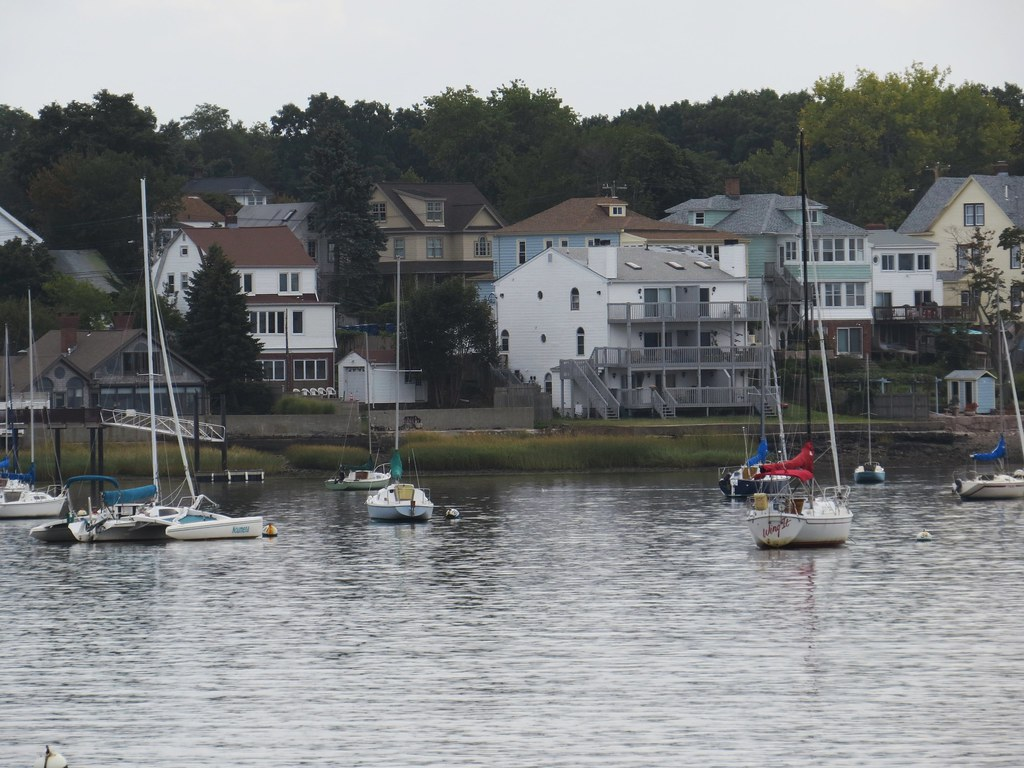 Morris Cove at New Haven, Connecticut