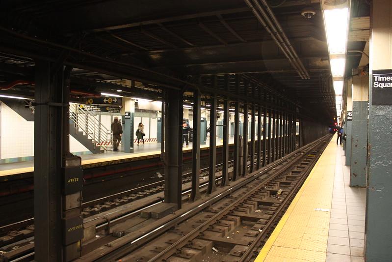 Нью Йорк, метро