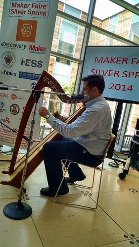 Silver Spring Maker Faire, September 14, 2014