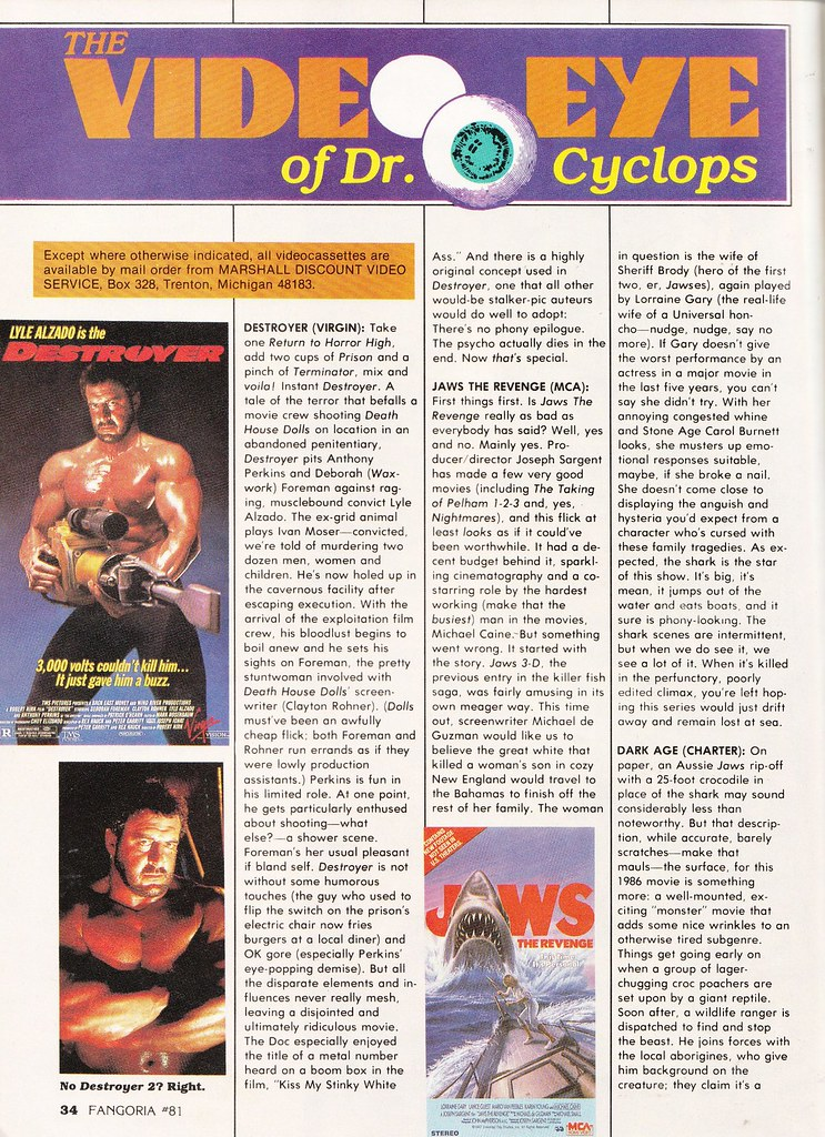 Dr Cyclops Apr 1989 1
