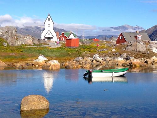 Greenland - Nanortallik