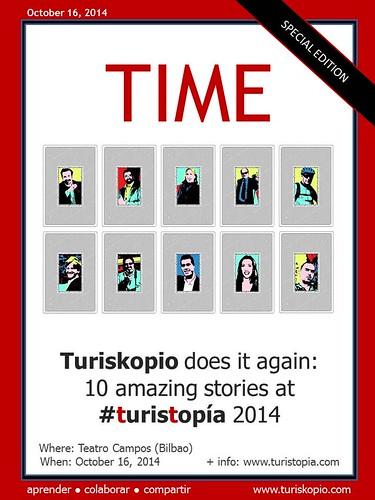 Turistopia 2014 - los 10 pecadores