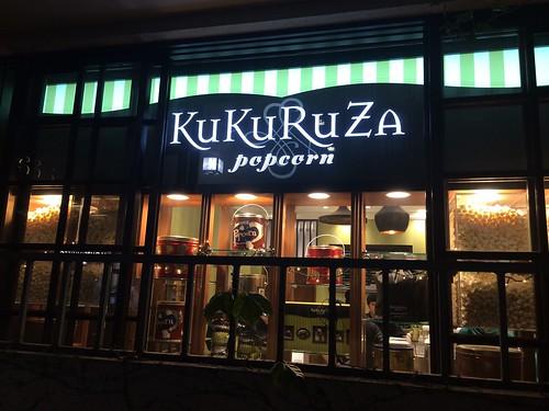 KuKuRuZA popcorn