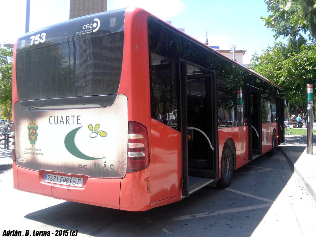 Mercedes Benz 0530 Citaro / Ágreda 753   El autobús que hace…   Flickr