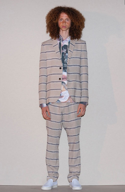 Soulland Menswear Spring/Summer 2016 London | FASHIONABLY + MALE + PHOTOGRAPHY + ART