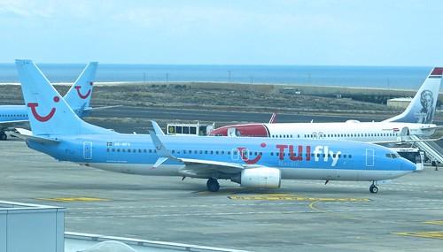 SE-RFV 'Tuifly Nordic' Boeing 737-8K5 on 'Dennis Basford's railsroadsrunways.blogspot.co.uk'