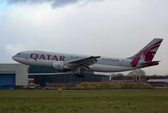 A300 A7-ABY Qatar Cargo