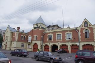Saint_Petersburg okrug_Gavan' Ostoumova Street 21