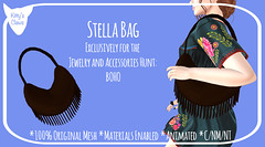 Kitty's Claws: Stella Bag for Jewelry and Accessories Hunt