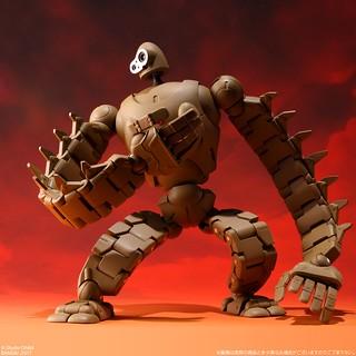 想造畫廊《天空之城》機器人兵 想造ガレリア ロボット兵 (Full Action Ver.)【PB、橡子共和國限定】