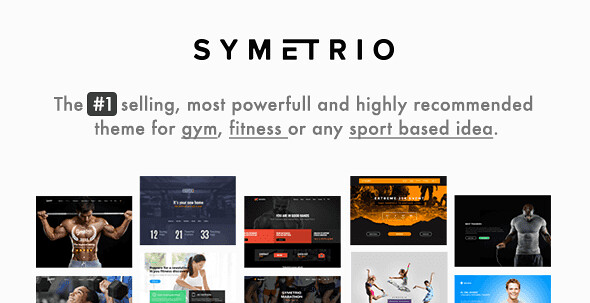 Symetrio WordPress Theme free download