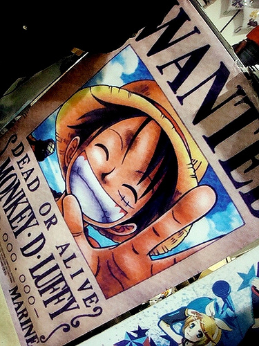 Monkey D. Luffy ♥, Sony DSC-T70
