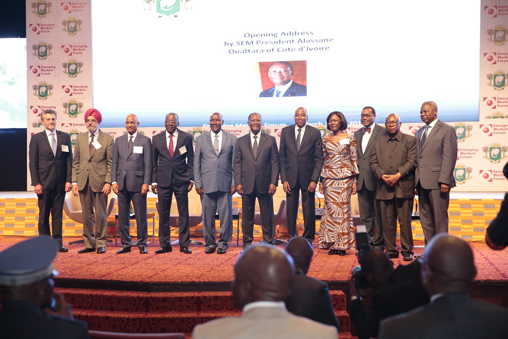 Africa Emerging Market Forum, March 26th, 2017