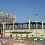 Chris Hani Baragwanath Hospital only hospital in Soweto largest in Sub Saharan Africa South Africa
