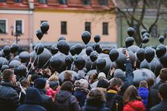 Black Balloons | Kaunas #88/365