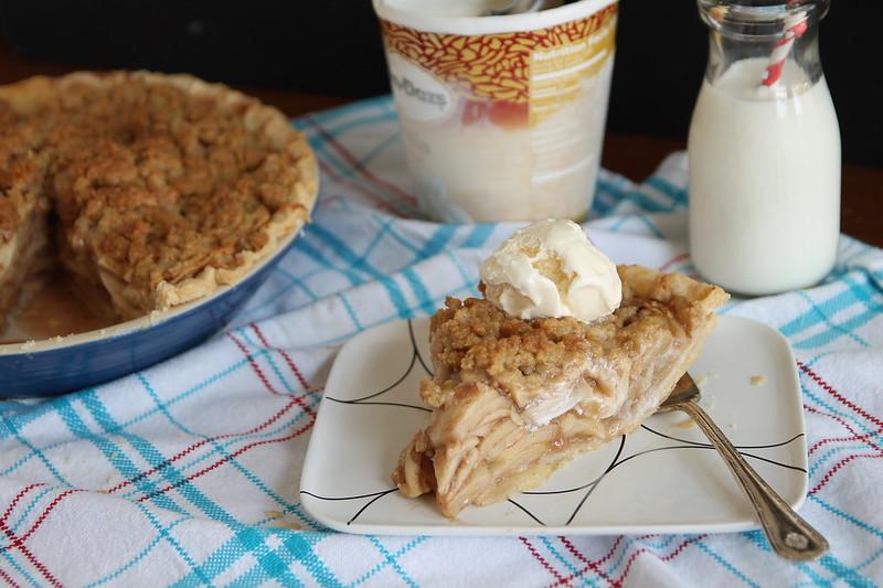 Classic Deep Dish Apple Pie