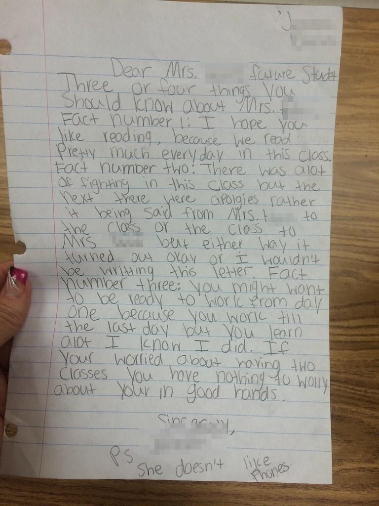 Dear Mrs AuburnChicks Future Students