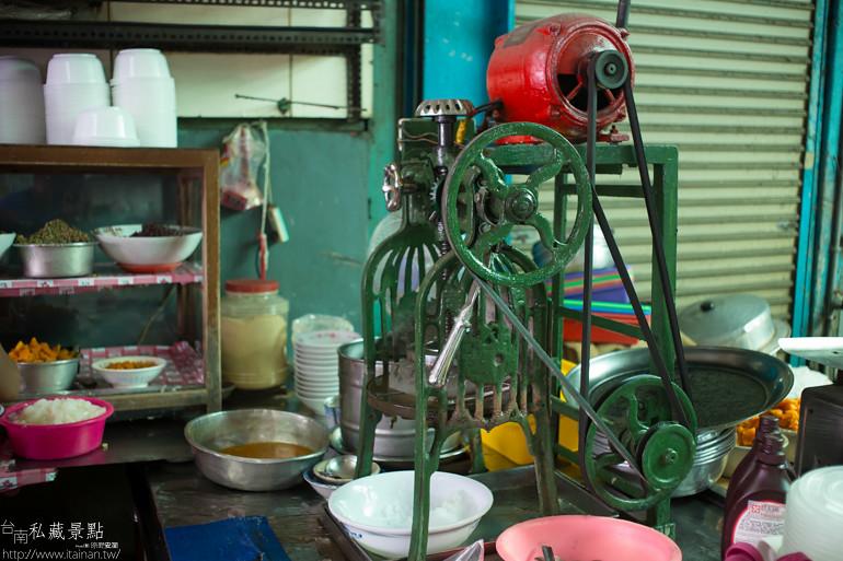 台南私藏景點--麻豆助碗粿、林媽媽鍋燒意麵、龍泉冰店 (18)