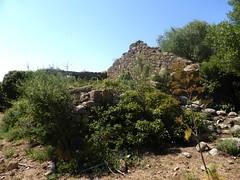 La plus grande habitation du hameau ruiné de Pastricciola