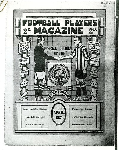 Cover of Player's Union Magazine