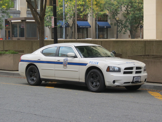 U.S. Park Police Charger