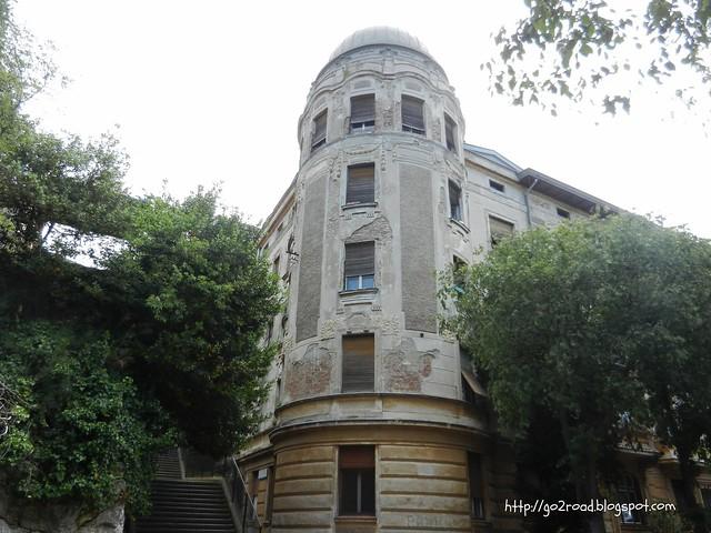 Архитектура города Пула