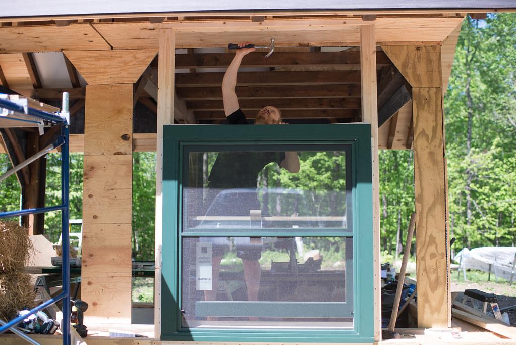 Framing & Installing Windows