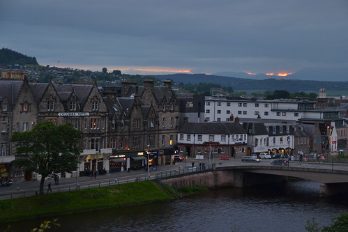 347 - Inverness by night