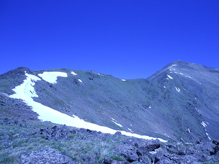 Ridge to Pt 13472