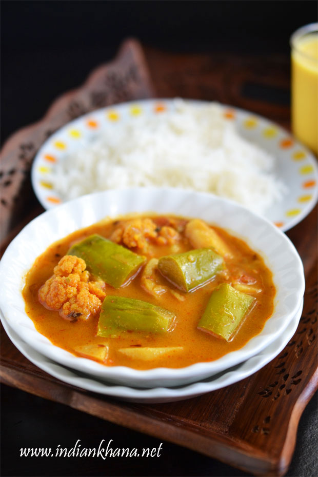 Potato-Eggplant-Cauliflower-Curry