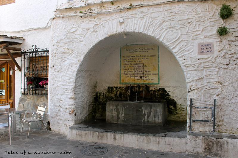PAMPANEIRA - Fuente de San Antonio