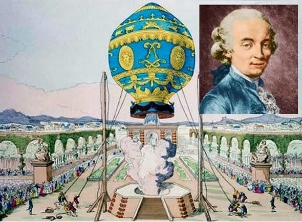Résultat d'images pour PILÂTRE DE ROSIER (1754-1785) :