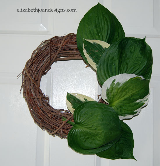 Hosta Wreath 4