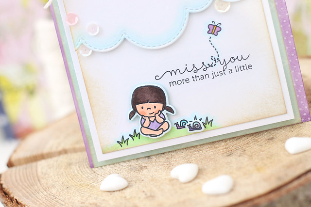in my heart {mama elephant stamp highlight}