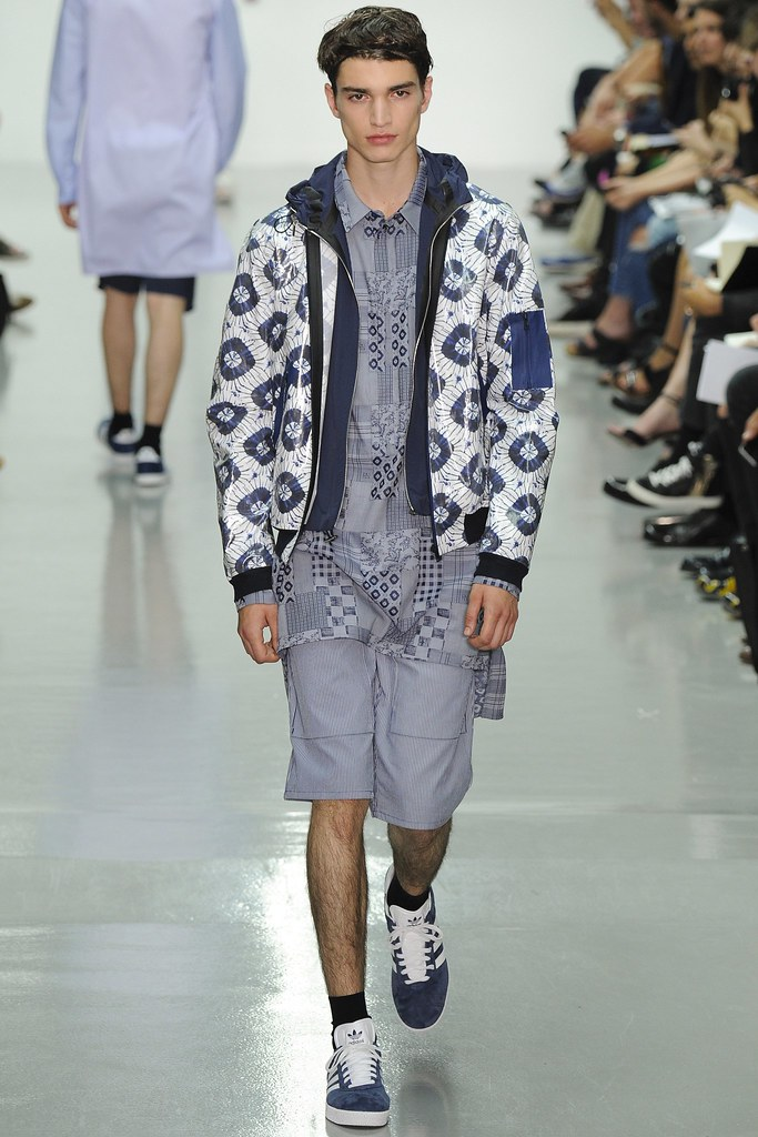 SS15 London Richard Nicoll014_Alexander Ferrario(VOGUE)