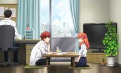 Gekkan Shoujo Nozaki-kun Episode 2 Image 8