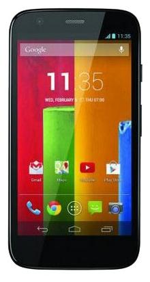 Фотография смартфона Motorola Moto G