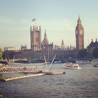 Never gets old. #london