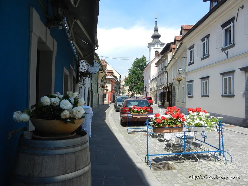 Старый город, Любляна