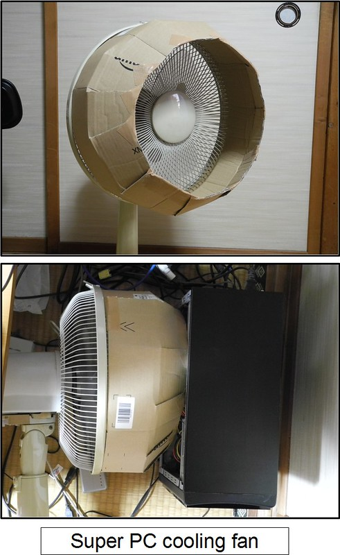 Super PC cooling fan