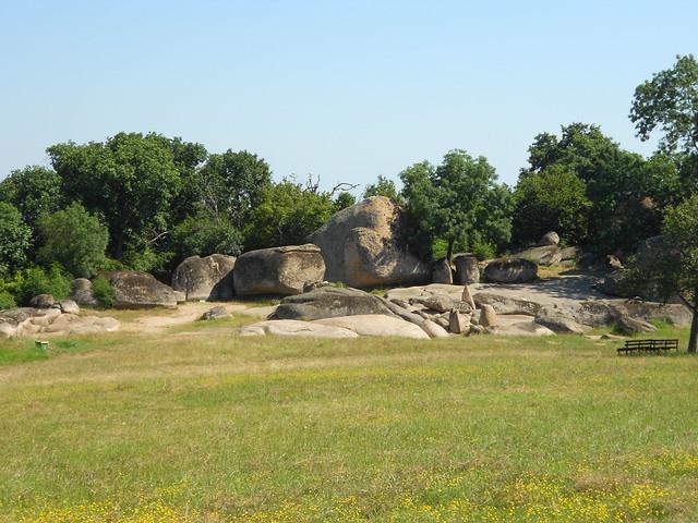 Beglik Tash, Thracian rock sanctuary, Primorsko, Bulgaria