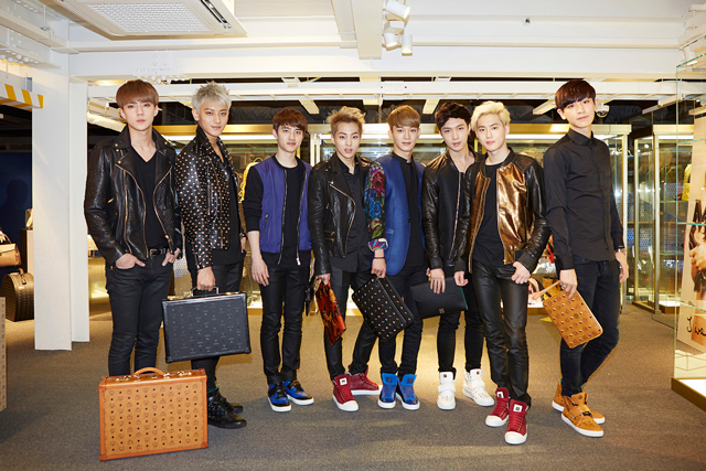 EXO-from-the-left-Sehun,-Tao,-D.O,-Xiumin,-Chen,-Lay,-Suho,-Chanyeol