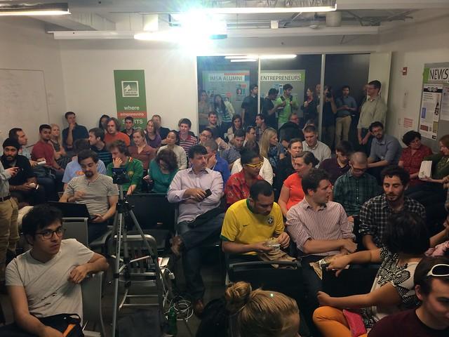 DSSG at OpenGov Hack Night