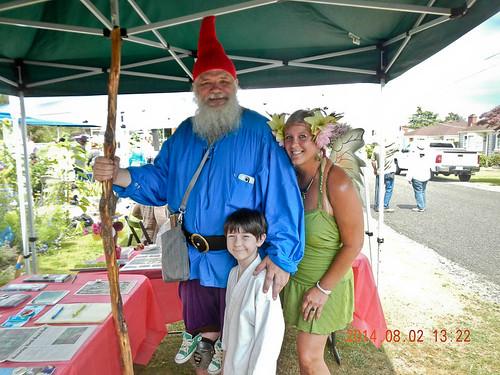The Seattle Santa!
