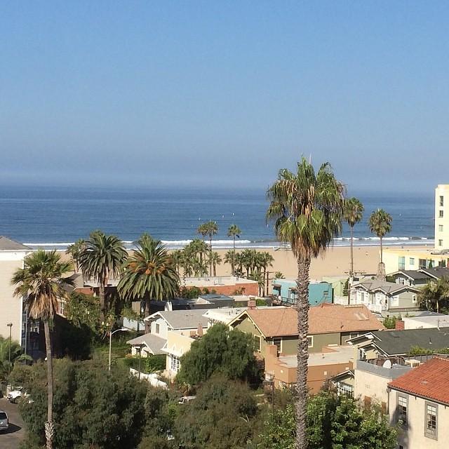 San Monica Beach