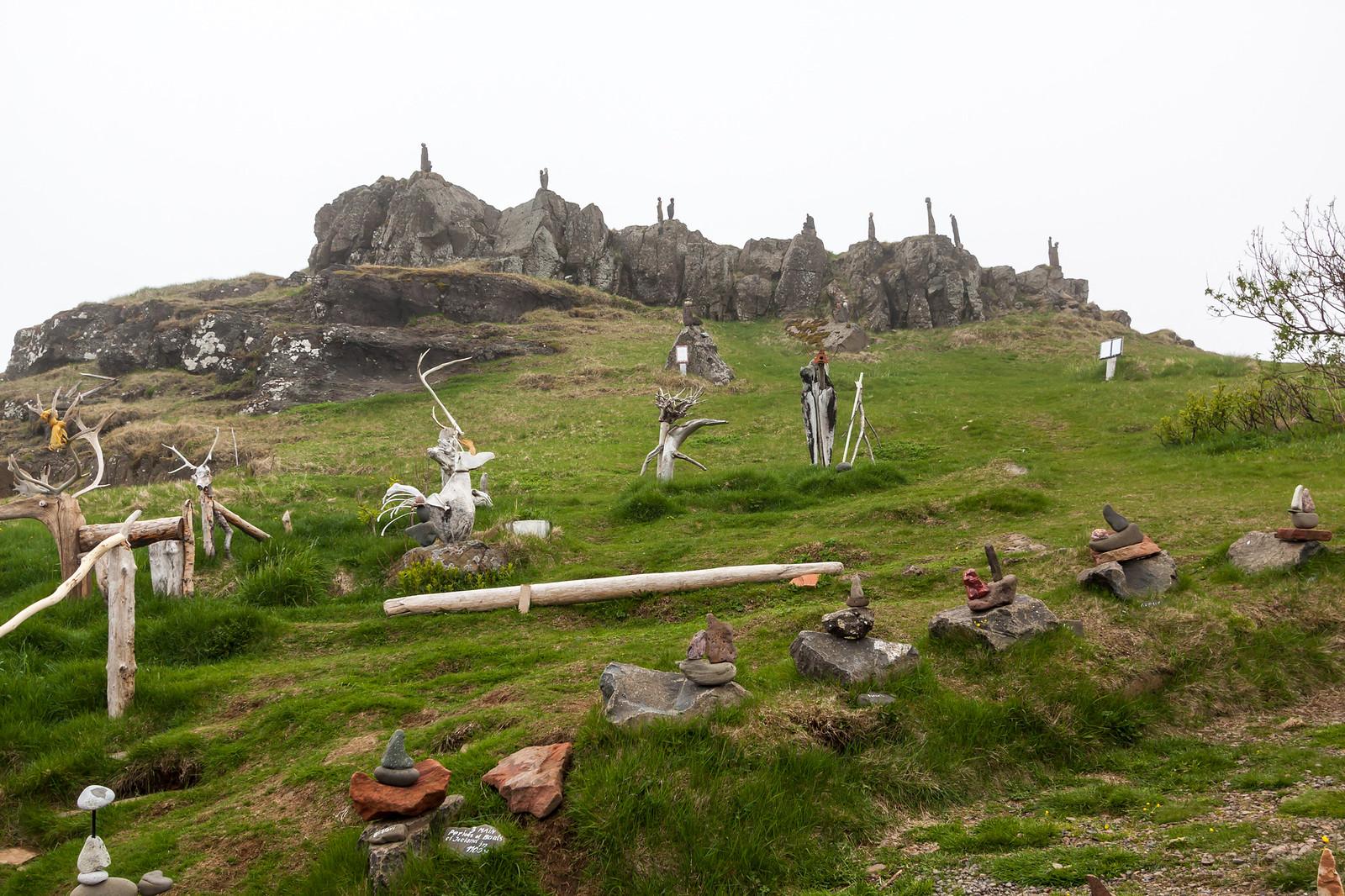 Музей каменів та кісток