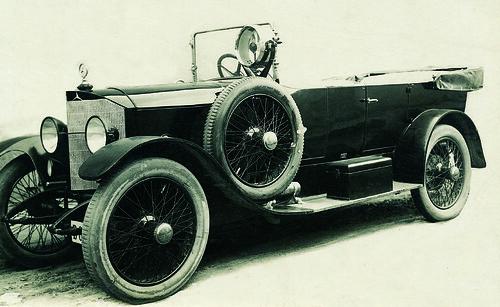 Transformacio Mercedes Benz 1924