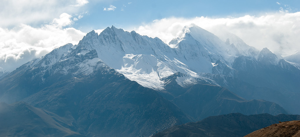 Panorama Mustang Nepal